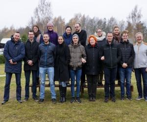 Iesvētību kursa 2017.g. rudens grupa