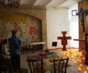 Sv. Ignācija kapelā