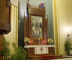 Baznīcas altāris