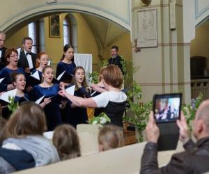 Koncerts mūsu baznīcā