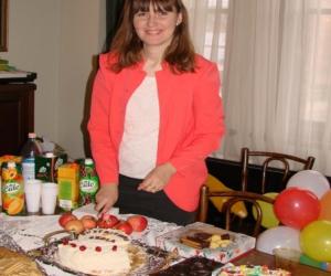 Svētdienas skolas skolotāja Dace Berzinska