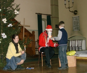Ziemassvētku vecīša dāvanas. 2007.g.