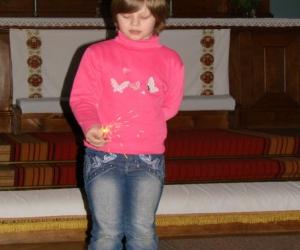 Ziemassvētkos. 2007.g.