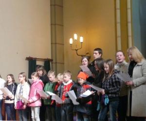 Ciemiņi no Dubultu draudzes. 2011. gada marts