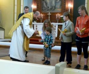 Sv. skolas noslēgums. 2011.