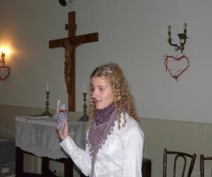Skolotāja Laura Podziņa